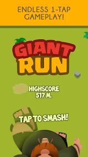 Giant Run V1.0 MOD Apk Terbaru