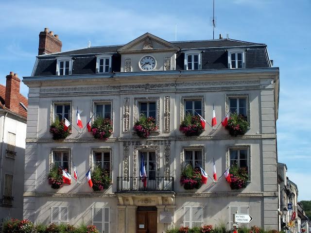 ayuntamiento de Provins