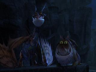 Assistir Dragões Pilotos de Berk (4ª Temp) 09 Online