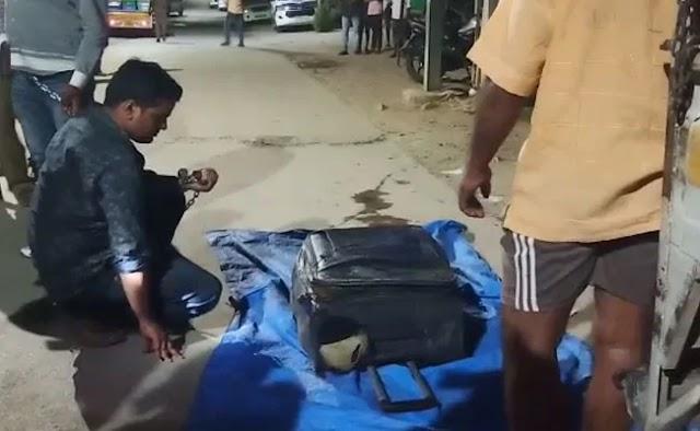 Hyderabad: 25 Year Lady Programmer Missing Body Stuffed in Bag, Killed by Boyfriend