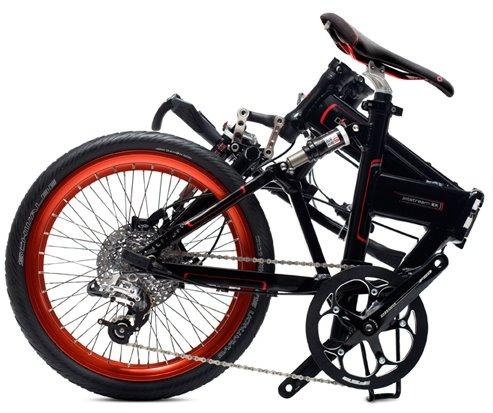 DAHON JetSream EX (Folding Bike). Harga Rp. 18.500.000