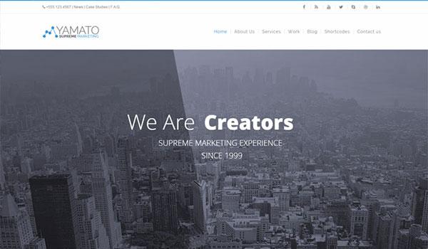 YAMATO-Business-Marketing-WP-Theme