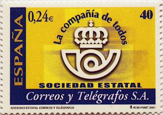 SOCIEDAD ESTATAL DE CORREOS Y TELÉGRAFOS