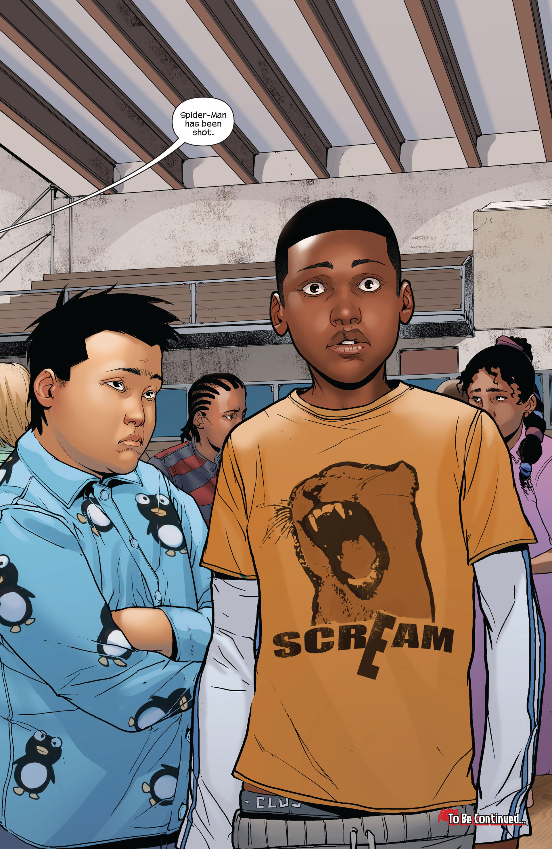 Read online Ultimate Comics Spider-Man (2011) comic -  Issue #3 - 18