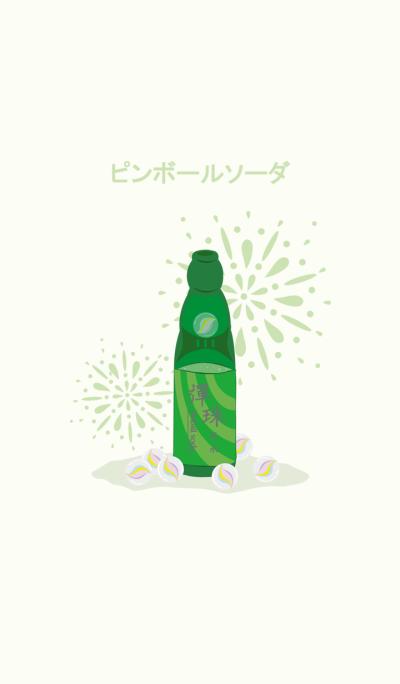 Ancient Pinball soda