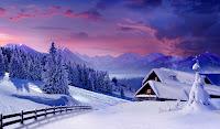 Dünyanın En Soğuk Kış Manzara Fotoğrafları