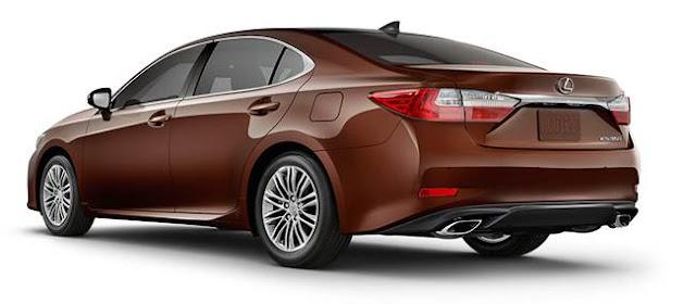 2016 Lexus ES 350 Release date
