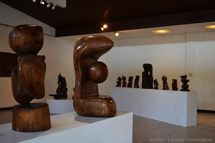 Sculptures of Timoteo Jumayao