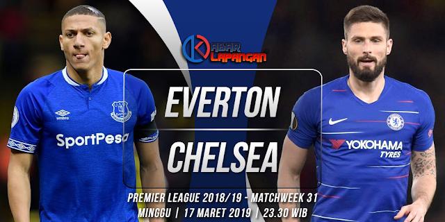 Prediksi Bola Everton vs Chelsea Liga Inggris