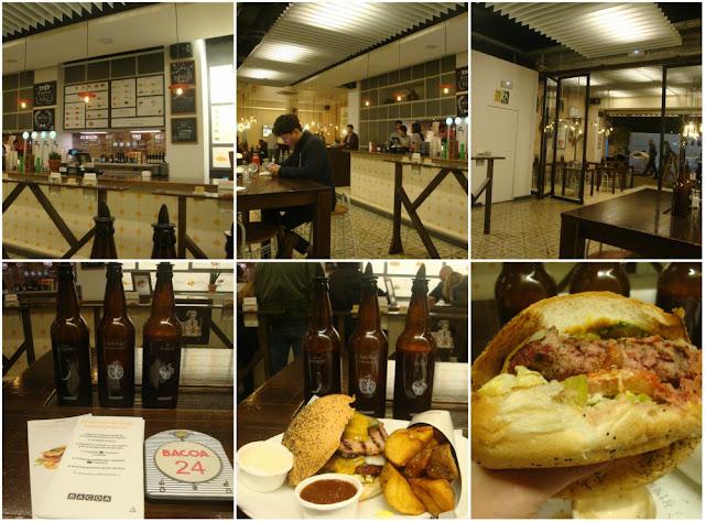 O que e onde comer em Barcelona - Bacoa