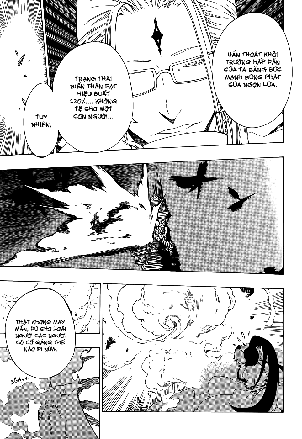 Examurai chapter 007 trang 38
