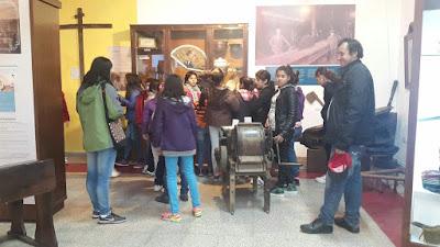 Ichoalay,Visitas, 2015, Escuelas