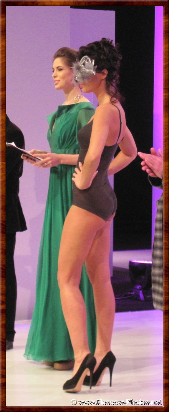 Lingerie Fashion Show at CPM Moscow