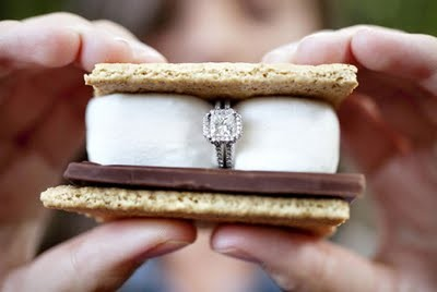 And How Perfect Would S Mores Favors Be For Your Camping Themed Wedding