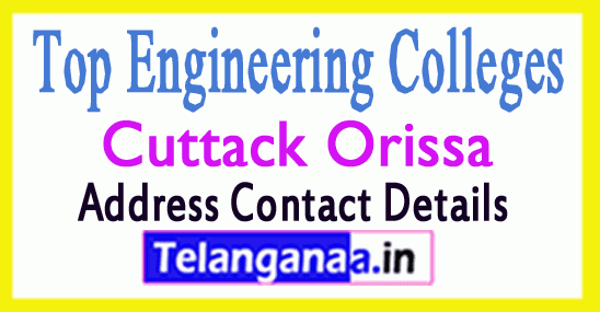 Top Engineering Colleges in Cuttack Orissa