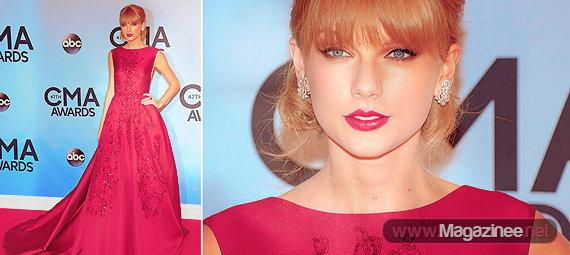Taylor Swift'e Zirve Ödülü!   Magazinee