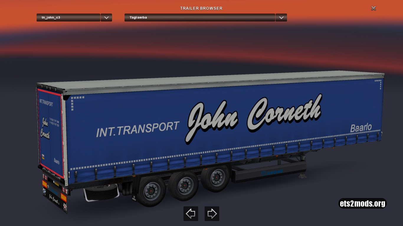 Krone John Corneth Int.Transport v 3.0
