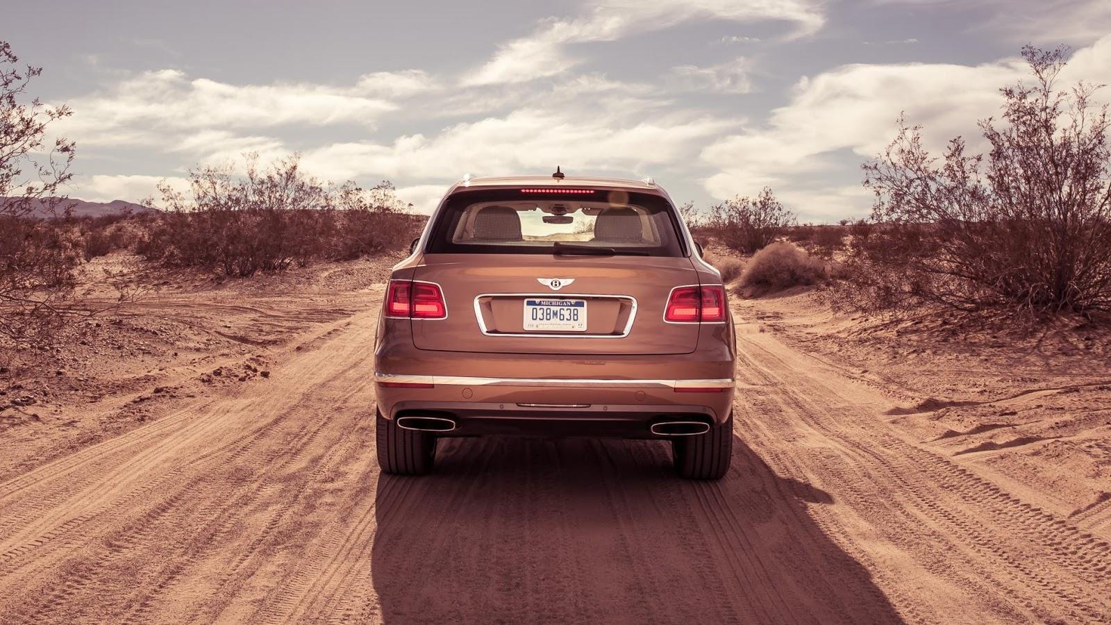 Bentley Bentayga được nhận định là dòng SUV nhanh nhất thế giới