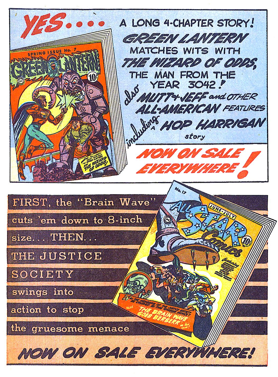 Read online All-American Comics (1939) comic -  Issue #50 - 16