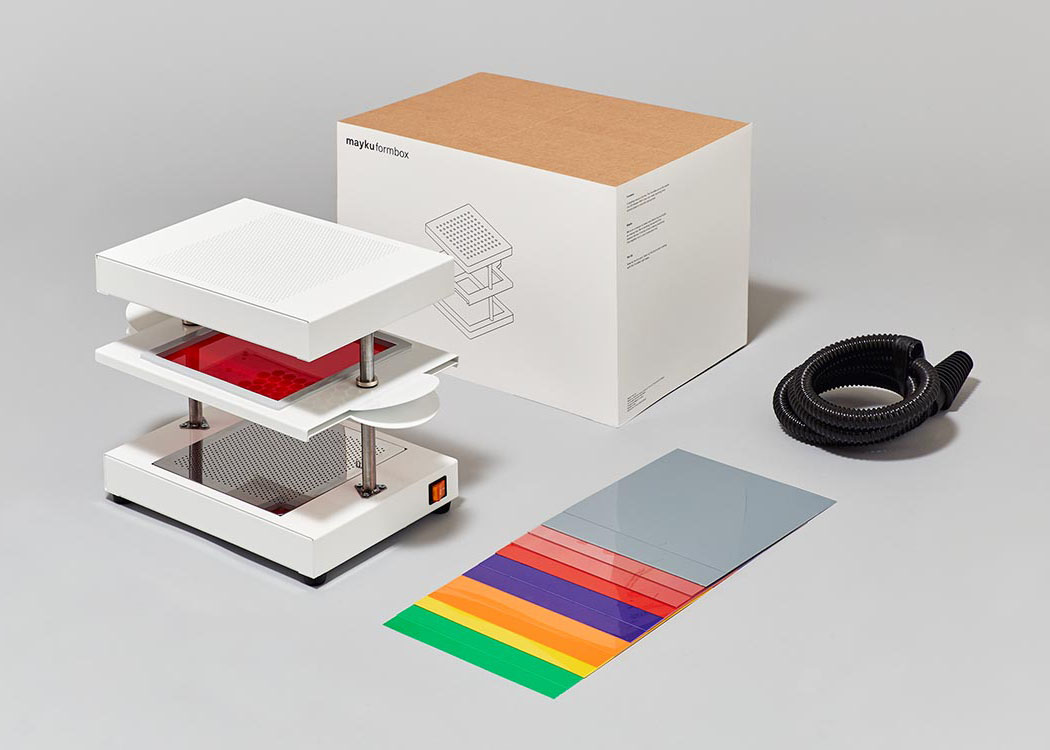 Mayku Formbox Brings The Factory To Your Desktop Circuit Scribe Kickstarter