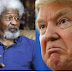 Wole Soyinka vows to tear his green card the day Donald Trump will be sworn in as president