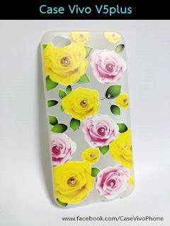 Case Vivo V5plus ลายดอกไม้
