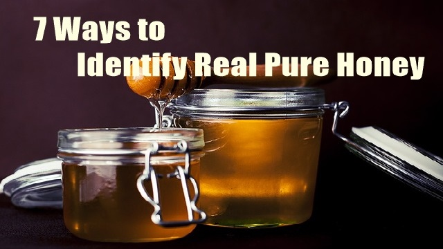 7 Ways to Identify Real Pure Honey