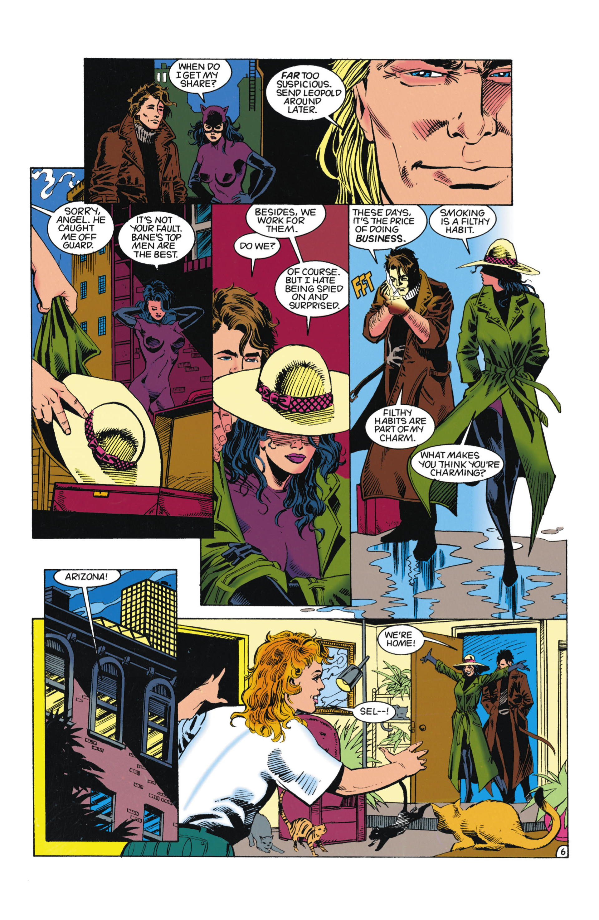 Catwoman (1993) Issue #1 #6 - English 7