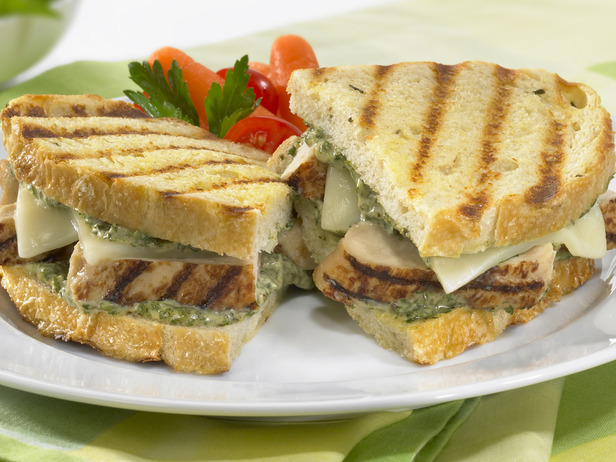 Tyson 174 Grilled Chicken Panini Recipe Grilled Recipes