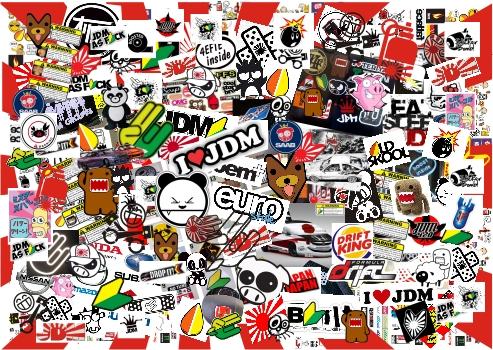 ROTULACIÓN :Pegatinas y Adhesivos Tuning y Racing en ...