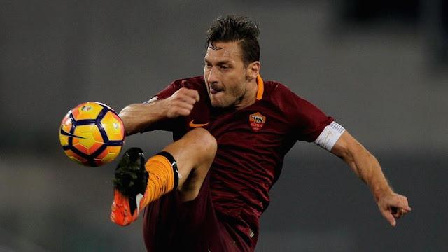 Ludes Terjual, Tiket Laga yang Diperkirakan Jadi Arena Perpisahan Totti