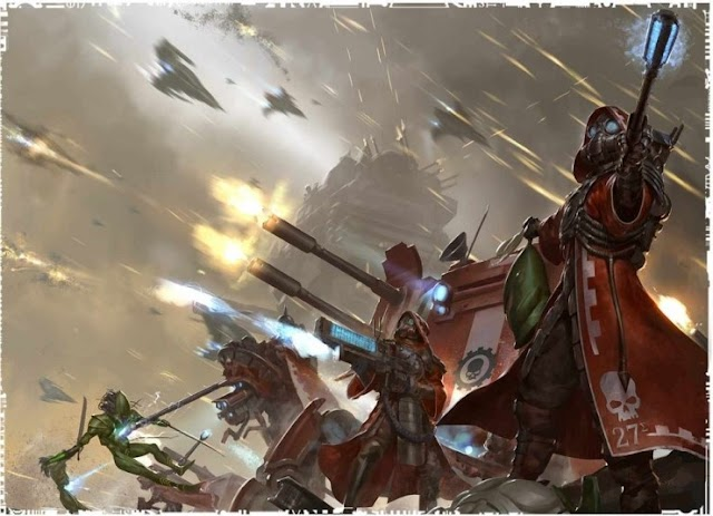 Presence of Faeit: What We Would Not Give for an exciting 40k Release