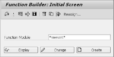 SAP ABAP - Function Modules