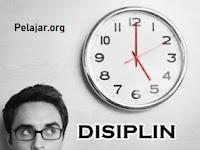 Tips agar anda menjadi pribadi yang disiplin
