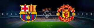 Барселона – Манчестер Юнайтед смотреть онлайн бесплатно 16 апреля 2019 прямая трансляция в 22:00 МСК.