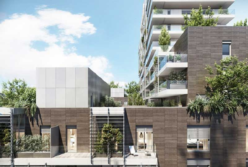 Un nuovo progetto abitativo di lusso a Milano