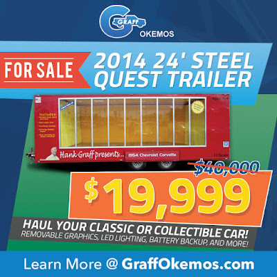 2014 24' Steel Quest Trailer For Sale