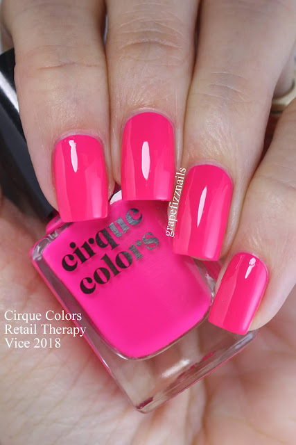 cirque colors vice 2018 retail therapy