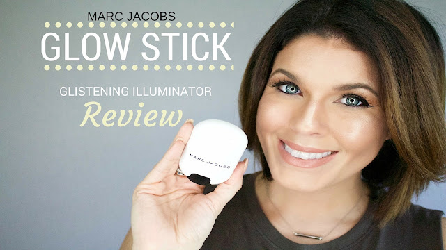 #MarcGlowStick, @girlythingsby_e, Marc Jacobs Glow Stick Review