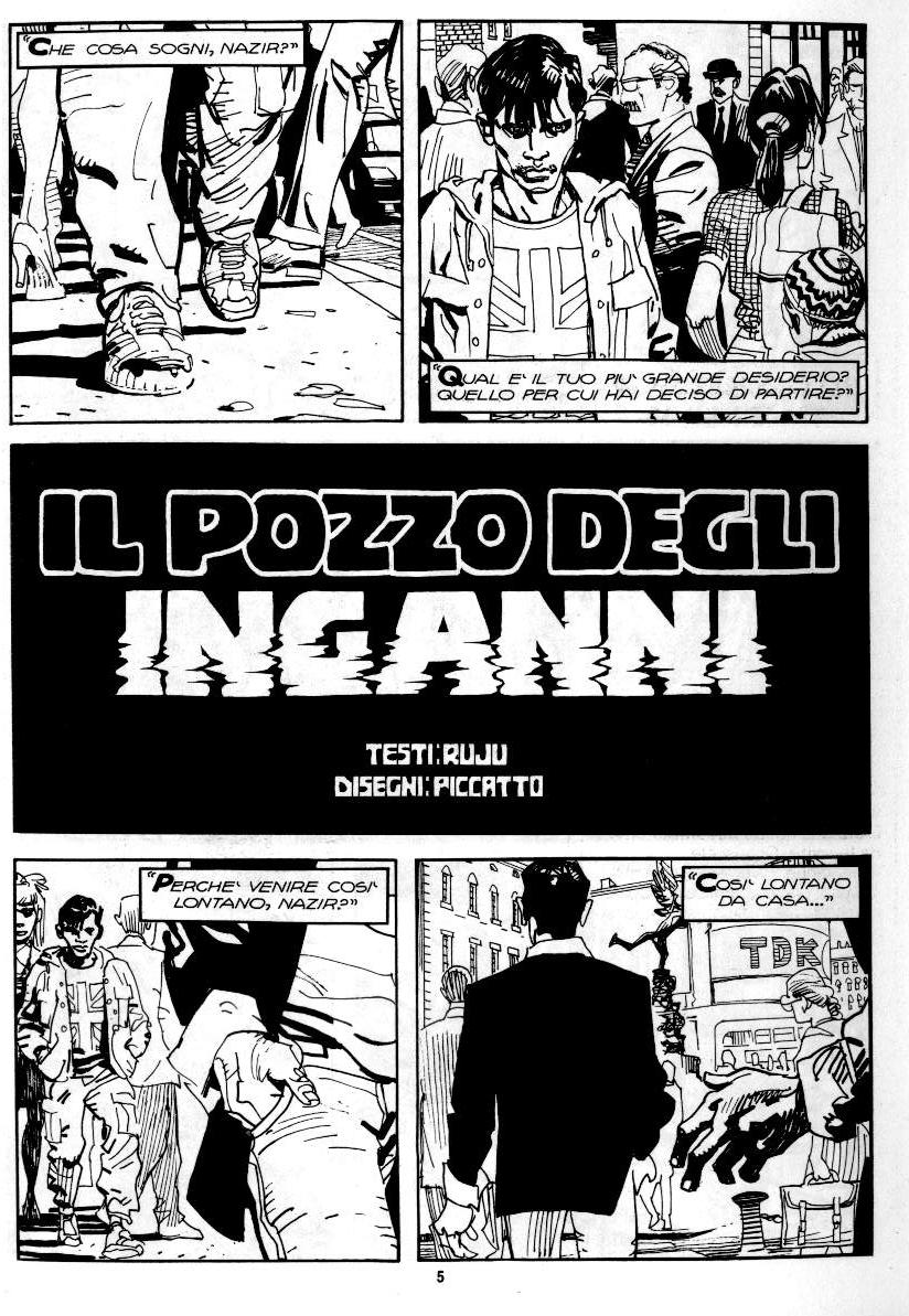 Dylan Dog (1986) 215 Page 2