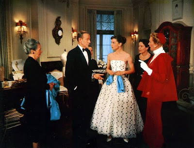 """""""Забавная мордашка""""   1957 г.   реж. Стэнли Донен"""