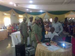 NYSC Deploys Biometric Clearance to South East