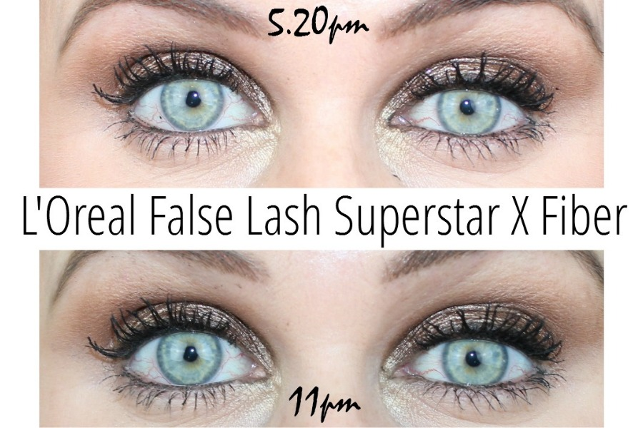 L'Oreal Paris False Lash Cheap Superstar X Fiber Mascara