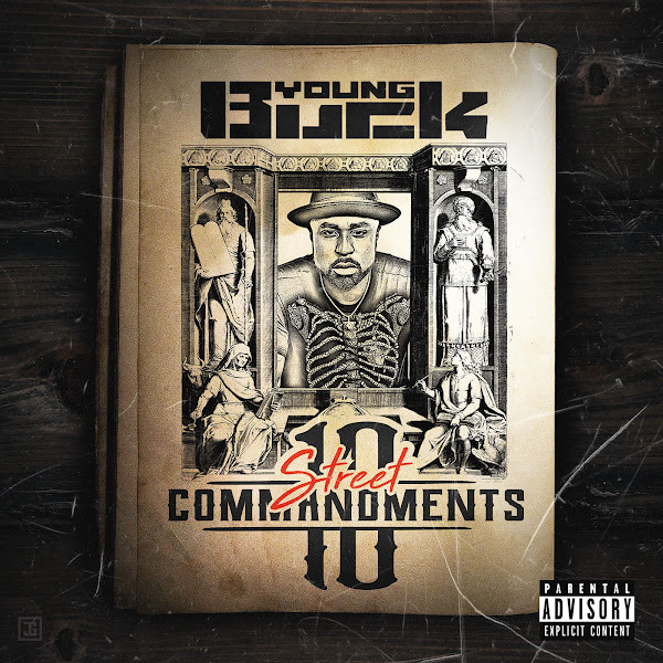 Young Buck - Dope 2 Ya - Single Cover