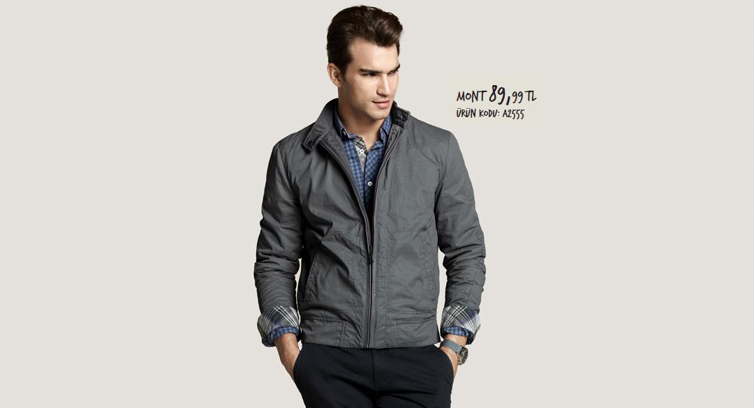 102da099f64a3 2011 sonbaharlık erkek giyim modelleri, sonbaharlık erkek mont modelleri,  Defacto 2011 erkek kreasyonları fiyatları