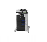 Printer Driver HP LaserJet M775f