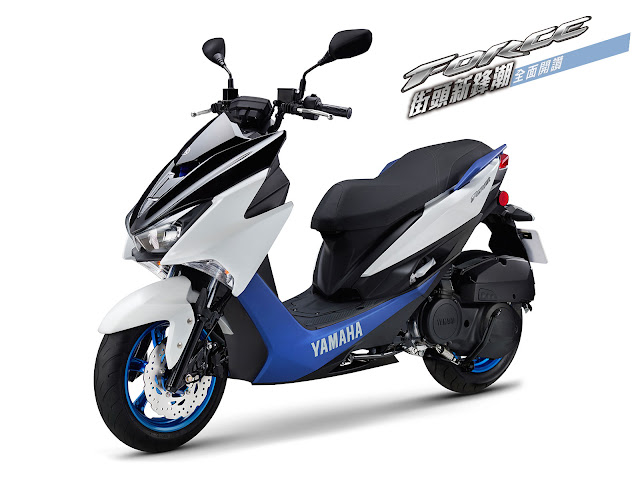 YAMAHA Force 155 發表 @ Panda's Blog :: 痞客邦