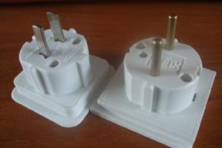 Travel Adapter Cuba