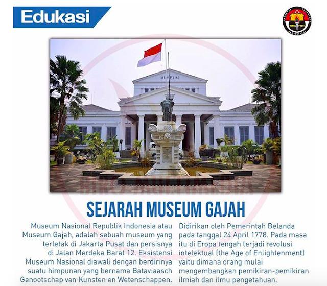 Sejarah Museum Gajah