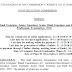 Hindi Translator and Hindi Pradhyapak Examination, 2018 Notice